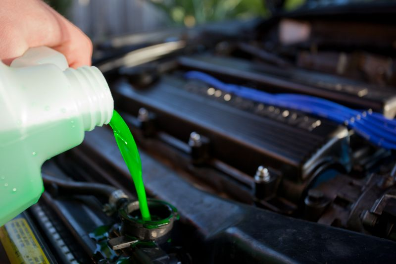 Antifreeze and why you should use it in your car radiator