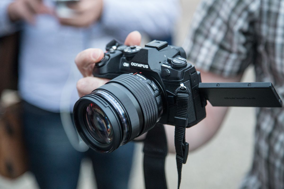 Olympus OMD EM1 MK II Camera