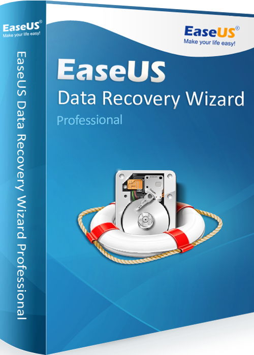EaseUS Data Recovery Wizard – Get Your Lost Data Back Easily