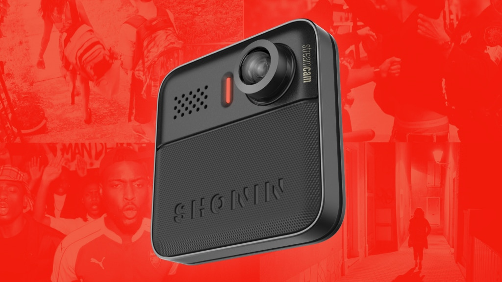 Shonin Streamcam Mini Wearable Camera