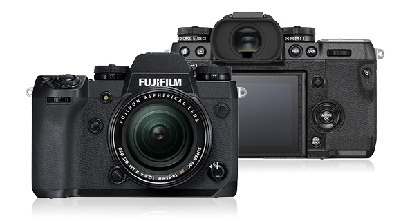 Fujifilm X-H1 camera has been ready to bring every photographer higher quality imaging