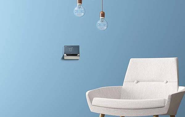 GLAS smart thermostat some futuristic aesthetics into your house