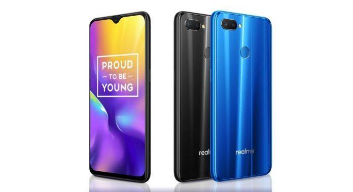 Realme U1 Smartphone Brings Bigger Display & Dual Rear Sensor