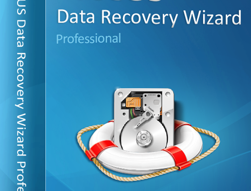 With EaseUS Recover Lost Data