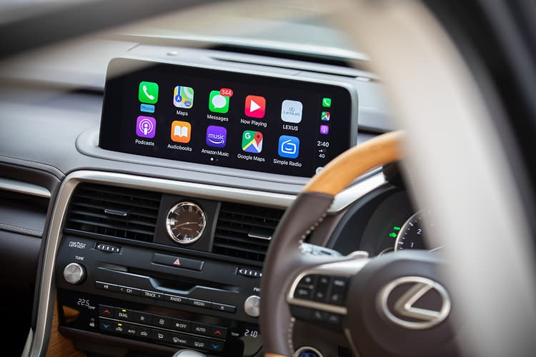 Lexus Confirms Smartphone Integration Upgrades