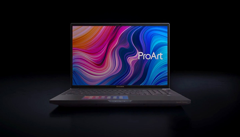 ASUS Launches ProArt StudioBook Pro X (W730)