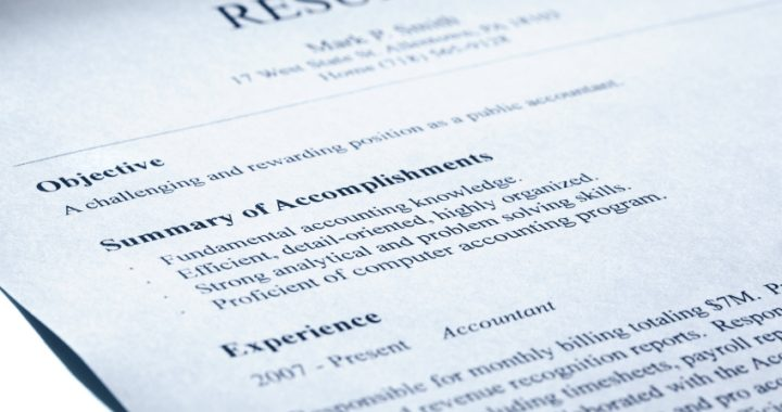 4 Ways to Beef Up Your Resume